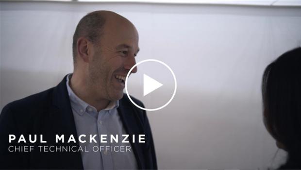 X95 Mock-Up series: Paul Mackenzie, Chief Technical Officer