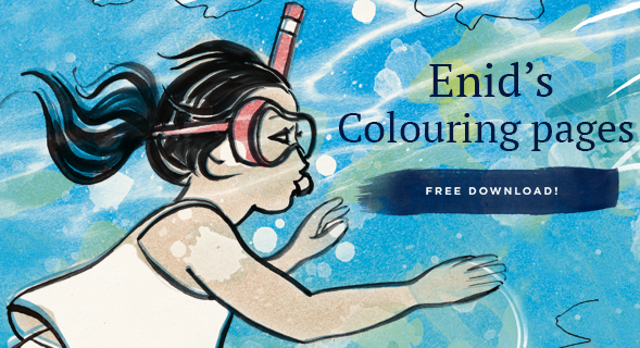Discover our free colouring pages