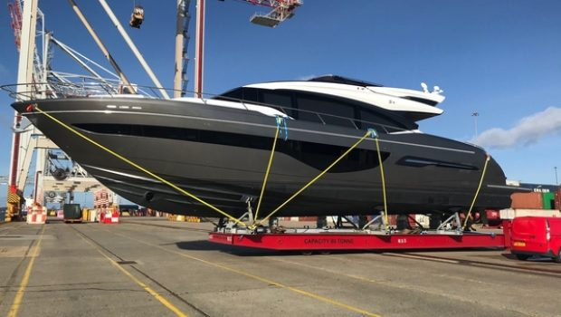 Flagship new Princess S78 arrival in Thailand