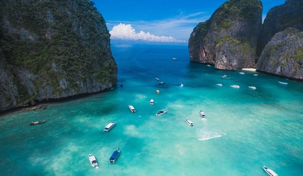 Major National Parks reopen in Thailand