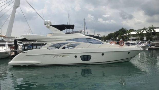 Azimut Evolution 55