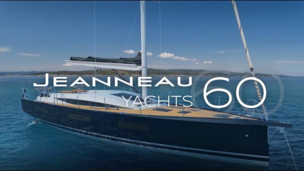The Jeanneau Yachts 60 Enhance your Horizons