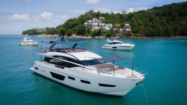 Luxury Yachting in Phuket: Where Dream Holidays Meet Safe Travel