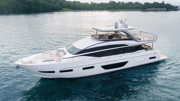 Princess Y85 (Available March 2021)