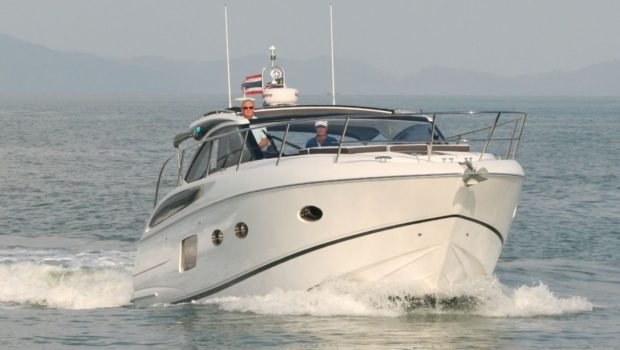 Princess V39 sold in Thailand