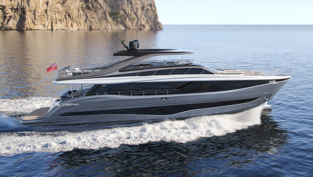 Princess Y95 (Available September 2022)