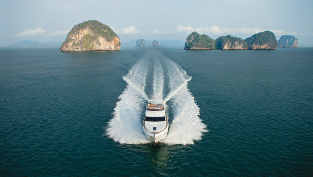 Experience Thailand's Mandatory Quarantine Aboard Your Own Yacht