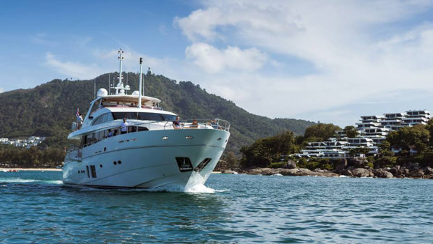 Successful yacht handovers in Asia